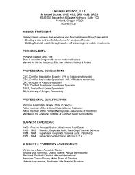 my resume deanna wilson llc my resume
