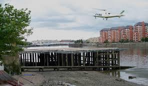 Héliport de Londres
