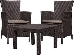 <b>Комплект мебели Allibert Rosario</b> Balcony Set недорого купить в ...