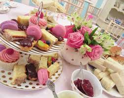 <b>Tea Party</b> :: birthday teas, hen parties, baby showers, Sweet 16, pre ...