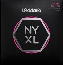 Комплект <b>струн</b> для 5-струнной бас-<b>гитары D'Addario</b> ...