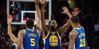 NBA Playoffs 2019: Draymond Green's triple-double sparks Warriors ...