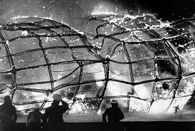 Image result for hindenburg disaster