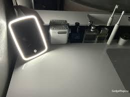 <b>Зеркало для макияжа</b> с регулируемой подсветкой <b>Jordan</b> & Judy ...
