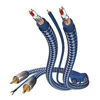 <b>Межблочный кабель INAKUSTIK Premium</b> Audio <b>Cable</b>, RCA 0.75m