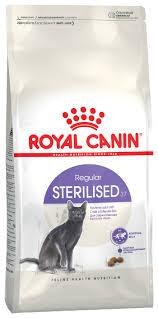 <b>Корм</b> для стерилизованных кошек <b>Royal Canin</b> 37 4 кг — купить ...