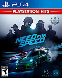 Need for Speed - PlayStation 4: Electronic Arts: Video ... - Amazon.com