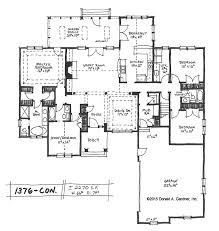 Arts  amp  Crafts House Plan   NC House PlansNC House PLANS