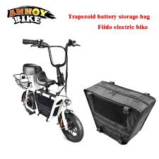 <b>1108 fiido Bag</b> Travel Electric Bike Trapezoid Bag Thicken ...