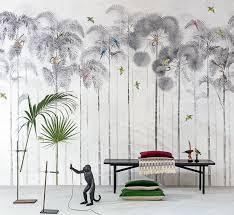 Эволюция тропического стиля в обойных коллекциях Khroma: от ...