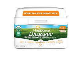 <b>Happy Baby</b> Organics Organic Stage 1 Milk Based Powder with Iron ...