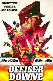 Officer Downe (2016) subtitulada