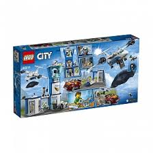 """<b>Конструктор LEGO</b> City """"<b>Воздушная полиция</b>"""" - Авиабаза"""