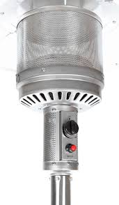 output stainless patio heater: stainless steel commercial patio heater costcocom exclusive