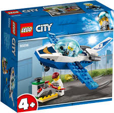 <b>Конструктор Lego Воздушная полиция</b>: патрульный самолёт ...