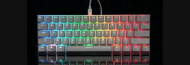 <b>Motospeed CK62</b>: <b>Wireless</b>, Mechanical, RGB Keyboard With A ...