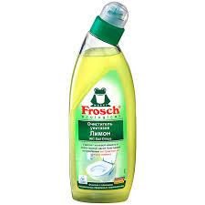 <b>Чистящее средство для унитаза</b> гель Frosch лимонный, 750 мл ...