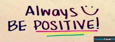 Always Be Positive Timeline Cover 850x315 Facebook Covers ... via Relatably.com