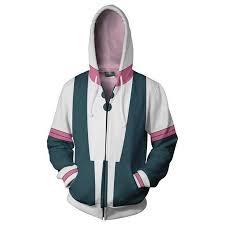 <b>Hatsune</b> Miku Vocaloid <b>Hoodies Sweatshirt</b> Coat Animation Cosplay ...