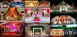 <b>Wedding Stage</b> Decoration Entrance DIY Gallery Idea - Apps on ...