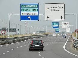 Risultati immagini per roma autostrada