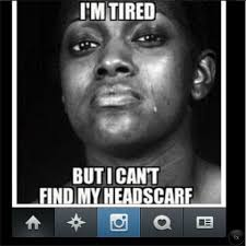 MadameNoire Be Like: The Best Hair Instagram Memes | Page 8 ... via Relatably.com