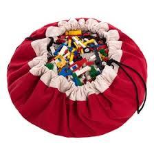 Игровой <b>коврик</b>-<b>мешок</b> для хранения игрушек <b>2</b> в 1 <b>Play&Go</b> ...