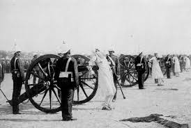 Image result for KILLED BY CANNON FIRE