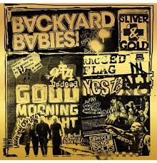 <b>Backyard Babies</b>, <b>Sliver</b> and Gold, CD Digipak - Backstage Rock Shop