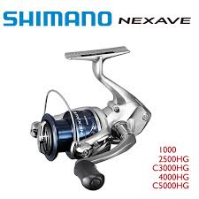 <b>Original</b> 2017 new <b>Shimano NEXAVE</b> 1000 2500HG C3000HG ...