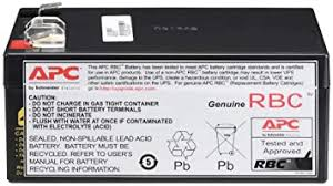 APC UPS Battery Replacement, RBC35, for APC Back ... - Amazon.com