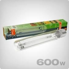 Osram Plantastar <b>600W</b> HPS <b>Grow Light</b>