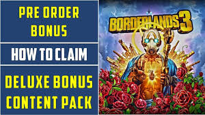 Borderlands 3: How to claim XP and Loot drop Boost mods & Pre ...