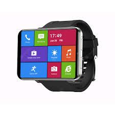 <b>Ticwris Max 4G Smart</b> Watch Phone Android 7.1 MTK6739 Quad ...