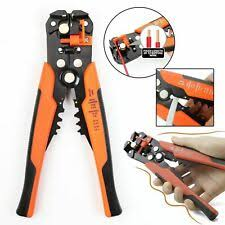 automatic cable wire crimper plier l214126 self adjusting adjustable crimping ratchet terminal tool hand tools
