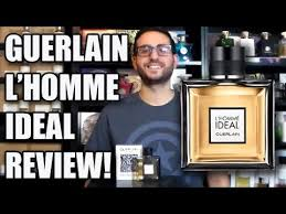 <b>L'Homme Ideal</b> by <b>Guerlain</b> Fragrance / Cologne Review - YouTube