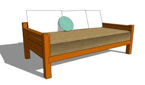 how to build a daybed building frame day bed