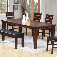 dr set red chairs dark brown dining room set casual dinette sets red dining table bench