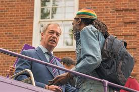 fences a brexit diary by zadie smith the new york review of books nigel farage canvassing for leave votes during the brexit campaign london