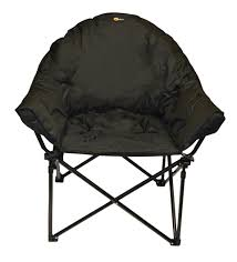 rvers can venture out from their units with faulkners big dog bucket chair which comes with a carry bag and shoulder strap the big dog is quick and easy big dog furniture