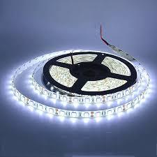 SPLEVISI 5M <b>LED</b> strip <b>5050</b> 60LED/M <b>DC12V</b> Flexible <b>LED</b> Light ...