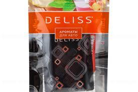 <b>Deliss подвесное ароматическое саше</b> д/автомобиля аромат ...