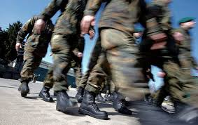 'Imagine Firefighters Extinguishing Fires in Slippers': German <b>Army</b> ...