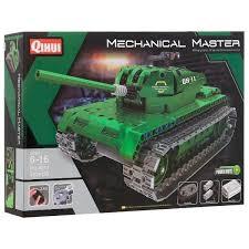 ᐅ <b>QiHui Mechanical Master</b> 8011 Танк отзывы — 1 честных ...
