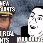 Captain obvious- you don't say? Meme Generator - Imgflip via Relatably.com