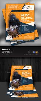welding service flyer by designcrew graphicriver welding service flyer corporate flyers