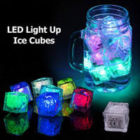 <b>Color Led</b> Ice Cubes NZ