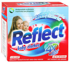Порошок для детского белья Neon <b>Reflect Baby Clothes</b> 650 г ...
