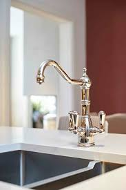 perrin rowe lifestyle: perrin amp rowe picardie sink mixer with filtration