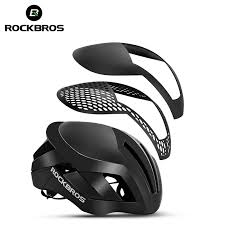 ROCKBROS <b>Cycling</b> Helmet EPS Reflective <b>Bike</b> Helmet <b>3 in 1</b> MTB ...